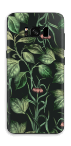 Wild Leaves skin Galaxy S8