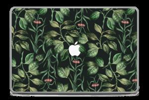 "Jungle Flowers Skin MacBook Pro 17"" -2015"