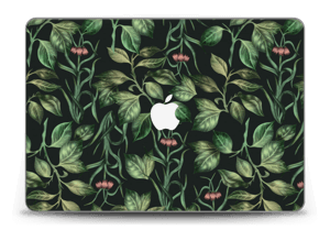 "Jungle Flowers Skin MacBook Pro Retina 15"" 2015"