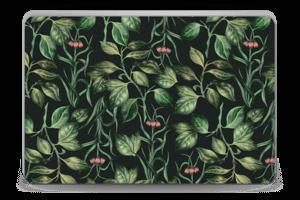 Gröna blad Skin Laptop 15.6