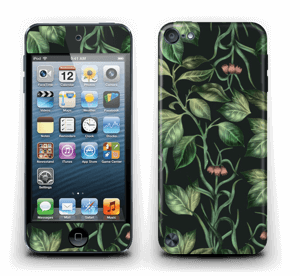 Gröna blad Skin IPod Touch 5th Gen