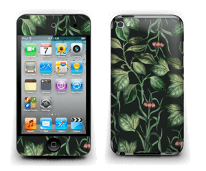 Wild Leaves Skin IPod Touch 4th Gen