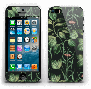 Wild Leaves Skin IPhone 5s