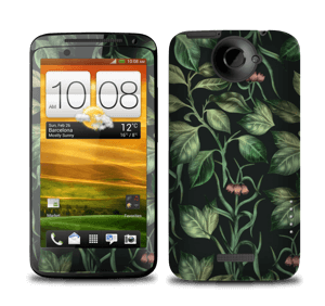 Jungle Flowers Skin One X