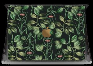 "Jungle Flowers Skin MacBook 12"""