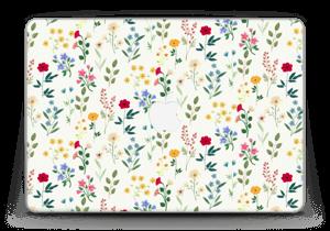 """Fleurs de toutes les couleurs Skin MacBook Pro Retina 13"""" 2015"""