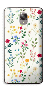 Flowers of the Spring Skin OnePlus 3
