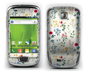 Flowers of the Spring Skin Galaxy Mini