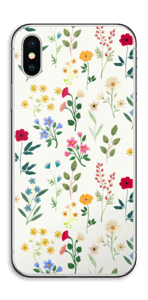 Flowers of the Spring Skin IPhone X