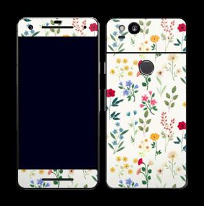 Vårblomster Skin Pixel 2