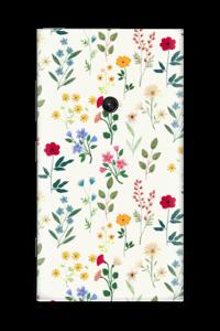 Flowers of the Spring Skin Nokia Lumia 920