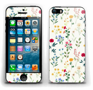 Spring Florals Skin IPhone 5s