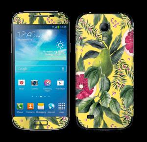 Grapefruit Passion Skin Galaxy S4 Mini