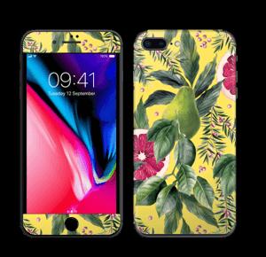 Poire et Pamp Skin IPhone 8 Plus