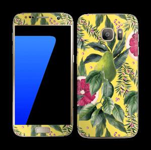 Grapefruit Passion Skin Galaxy S7
