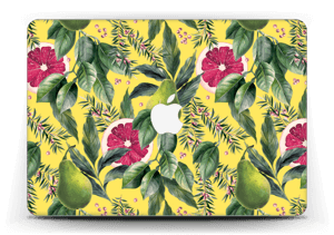 Grapefruit Passion Skin MacBook Air 13""