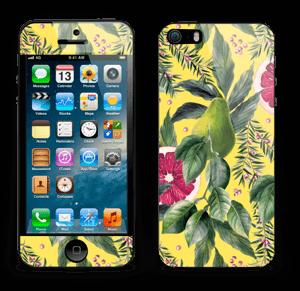 Poire et Pamp Skin IPhone 5s