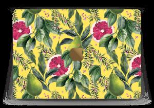 "Grapefruit Passion Skin MacBook 12"""