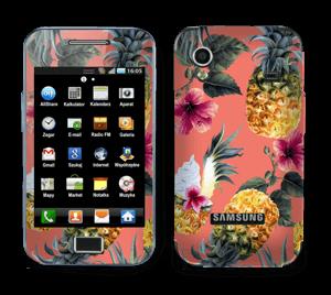 Pineapple Drink Skin Galaxy Ace