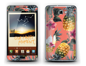 Pineapple Dream Skin Galaxy Note