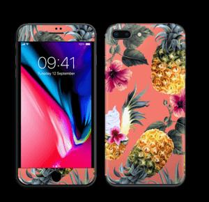 Pineapple Drink Skin IPhone 8 Plus