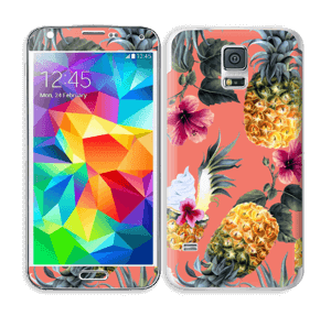 Pineapple Dream Skin Galaxy S5
