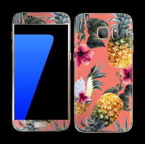 Pineapple Drink Skin Galaxy S7