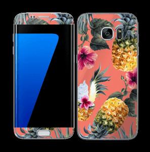 Pineapple Dream Skin Galaxy S7 Edge