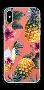 Pineapple Drink Skin IPhone XS