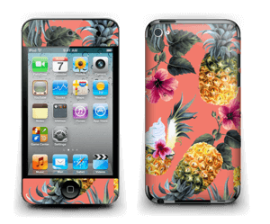 Pineapple Dream Skin IPod Touch 4th Gen