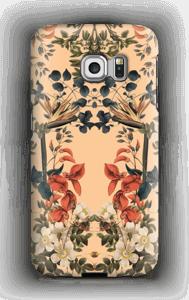 Kevään taika kuoret Galaxy S6 Edge