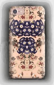 Mørke blomster cover IPhone 7