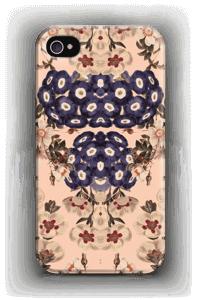 Dova blommor skal IPhone 4/4s