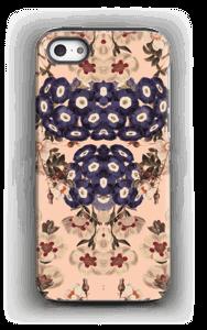 Mørke blomster cover IPhone 5/5s tough