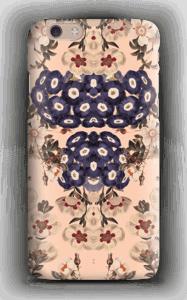 Mørke blomster cover IPhone 6