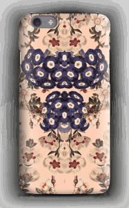 Mørke blomster cover IPhone 6s