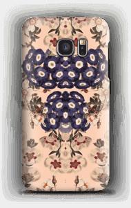 Blue Summer case Galaxy S7