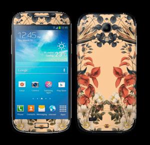 Colours of Spring Skin Galaxy S4 Mini