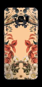 Vårkulör Skin Galaxy S8