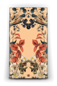 Flower feels Skin Nokia Lumia 920