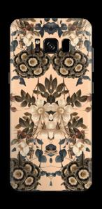 Frohes Blütenzeit Skin Galaxy S8
