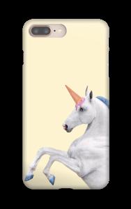 Licornet de glace Coque  IPhone 8 Plus