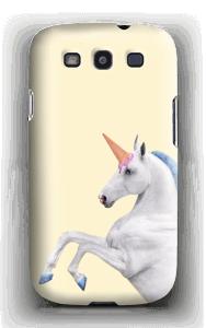 Jäätelöhevonen kuoret Galaxy S3