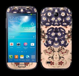 Spring florals Skin Galaxy S4 Mini
