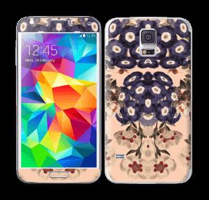 Spring florals Skin Galaxy S5