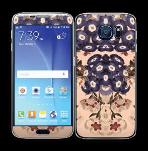 Spring florals Skin Galaxy S6