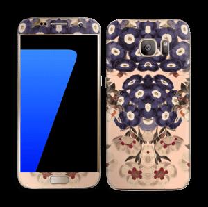 Spring florals Skin Galaxy S7