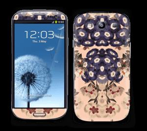 Spring flower Skin Galaxy S3