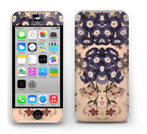 Primavera Floreciente Vinilo  IPhone 5c