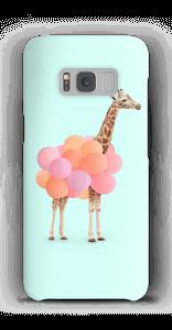 Ilmapallokirahvi kuoret Galaxy S8